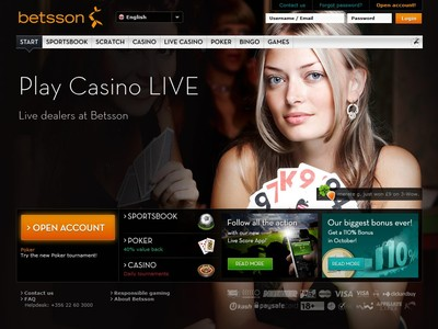 bettson casino