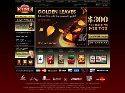 Casino king review wynn casino las vegas todays news